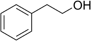 Phenethyl alcohol - Image: Phenethyl alcohol