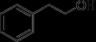 Phenethyl alcohol - Image: Phenethyl alcohol