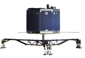 Philae (spacecraft) - Illustration of Philae