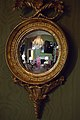 Photograph of First Lady Hillary Rodham Clinton's Reflection in a Mirror in the Green Room at the White House - NARA - 5722470.jpg