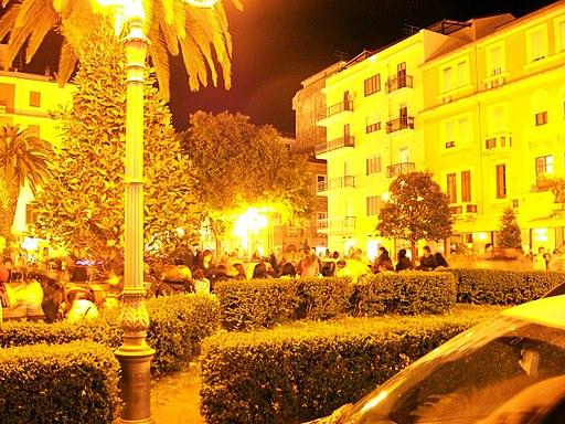 Piazza della Resistenza, Crotone