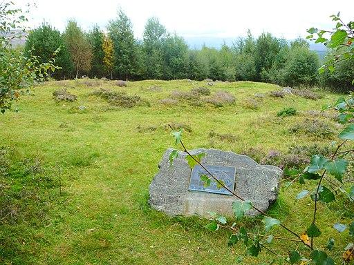 Pictish Hut Circle - geograph.org.uk - 2064459