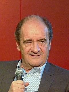 Pierre Lescure French journalist