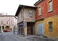 Pieve di Cento tre mesi dopo il terremoto, la casa duecentesca degli Anziani - panoramio.jpg