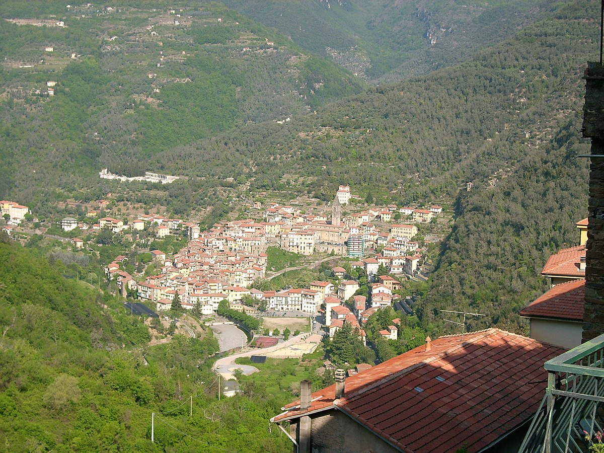 Pigna  Liguria