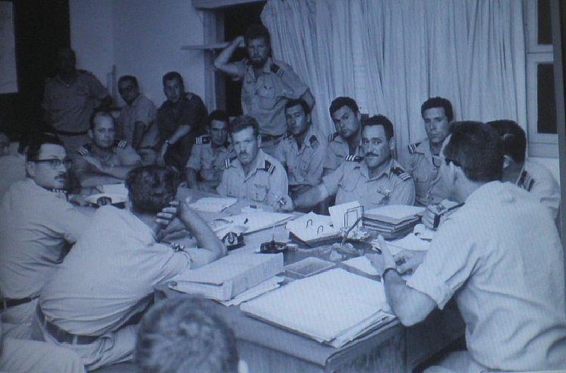 פיקוד חיל הים במלחמת ששת הימים