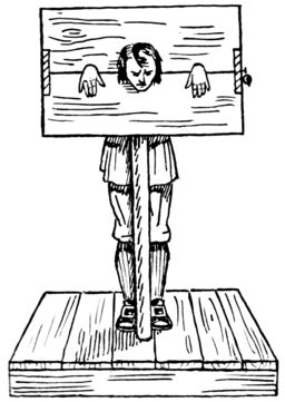 256px-Pillory_%28PSF%29 The History of Homosexuality: Criminality