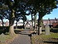 Pilsley - Churchyard - geograph.org.uk - 588312.jpg