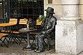 Piotr Skrzynecki memorial, 29 Main Market Square,Old Town, Krakow,Poland.jpg