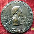 Pisanello, Terza medaglia di Alfonso V di Aragona, recto.JPG