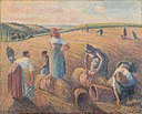 Pissarro - Les glaneuses, 1889.jpg