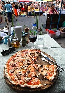 Pizza Wikipedia