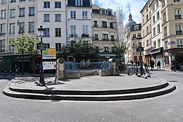 Place Jacqueline-de-Romilly, Paris 5e.jpg