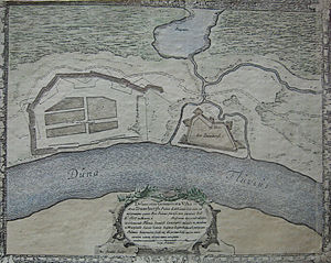 Plan of Daugavpils in 1655.jpg