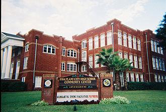 Plant City High School - The old Plant City High School