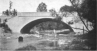 Division Avenue–Plaster Creek Bridge United States historic place