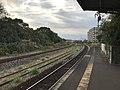 Platform of Futajima Station 2.jpg