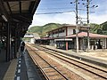 Platform of Tsuwano Station 2.jpg