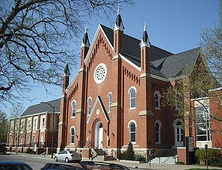 Plymouth Congregational Church (Lawrence, Kansas) United States historic place