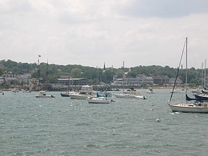 Plymouth Harbor - Image: Plymouth Harbor