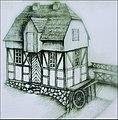 Požerūnų malūnas – Poscheruner Mühle.jpg