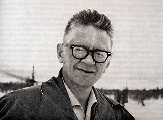 Per Olof Sundman Swedish politician (1922-1992)