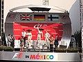 Podium Mexican GP 2015.jpg