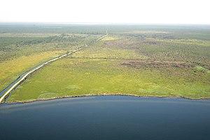Alligator River National Wildlife Refuge - Coastal plain in the refuge