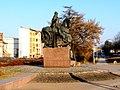 Pomnik Króla Kazimierza III Wielkiego założyciela miasta Bydgoszcz - panoramio (7).jpg