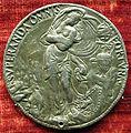 Pompeo leoni, medaglia di ercole II d'este.JPG