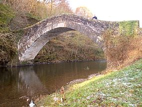 Pont Y Gwaith (Bridge of the works) - geograph.org.uk - 85778.jpg