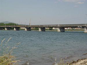 Esposende - Image: Ponte de Fao Esposende
