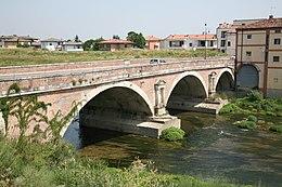 Ponte sul Tesina