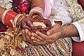 Pooja during Hindu wedding.jpg