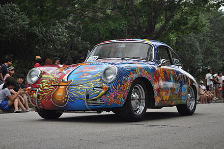 Houston Art Car Parade Porsche 356 Art Car.jpg
