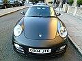 Porsche Porsche Turbo Matte Black (6222732681).jpg
