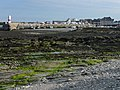 Port St Mary harbour mouth - geograph.org.uk - 1849697.jpg