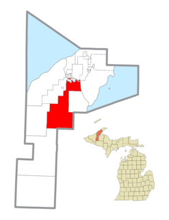 Portage Charter Township, Michigan Charter township in Michigan, United States