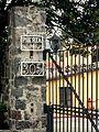 Porte d'entrée du centre Lienzo Santa Teresa.JPG