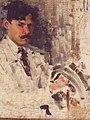Portrait of Kulikov by German A. Melentyev (1913) oc 68x53.jpg