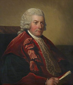 Ilay Campbell, Lord Succoth - Image: Portrait of Sir Ilay Campbell
