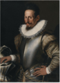 Portrait of a Gentleman in Armour .PNG