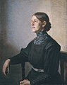 Portrait of the Artist's Wife, the Painter Anna Ancher.jpg