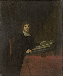 Roelof Koets: Portrait of a Clergyman