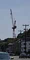 Potain tower crain on a construction site in Seattle 628 01.jpg