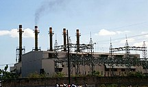 Haiti-Energy-Power plant in Port-au-Prince