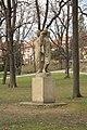 Praha, Košíře, Klamovka, sousoší.JPG