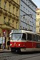 Praha, Vinohrady, IP Pavlova, výluková tram X-A.jpg