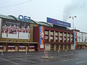 EuroBasket 1981 - Image: Praha T Mobile Arena (6)