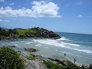 Santa Catarina (state) - Praia de Matadeiro, Florianópolis